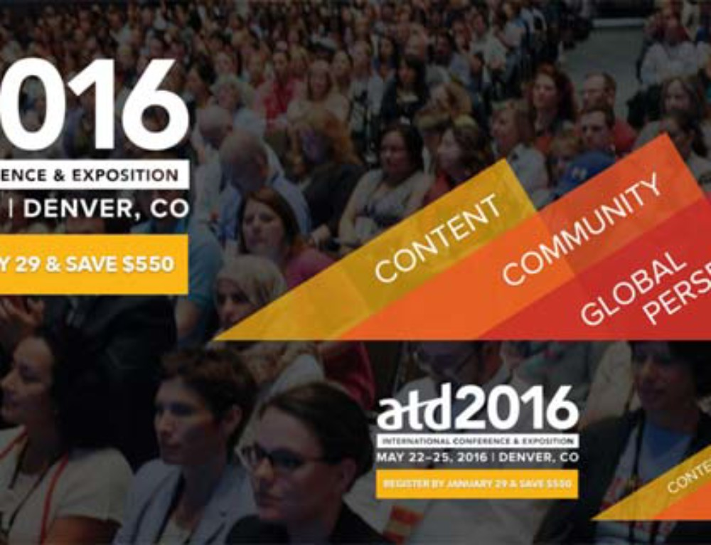Paul Meshanko will Present The Respect Effect at ATD 2016