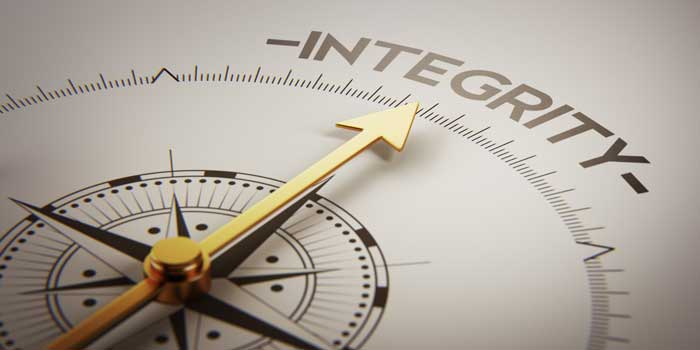 Integrity - the foundation of a respectful workplace