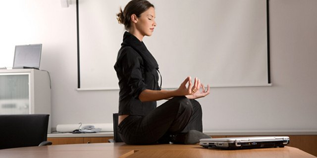 The Value of Meditation at Work
