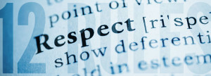 12 Rules of Respect