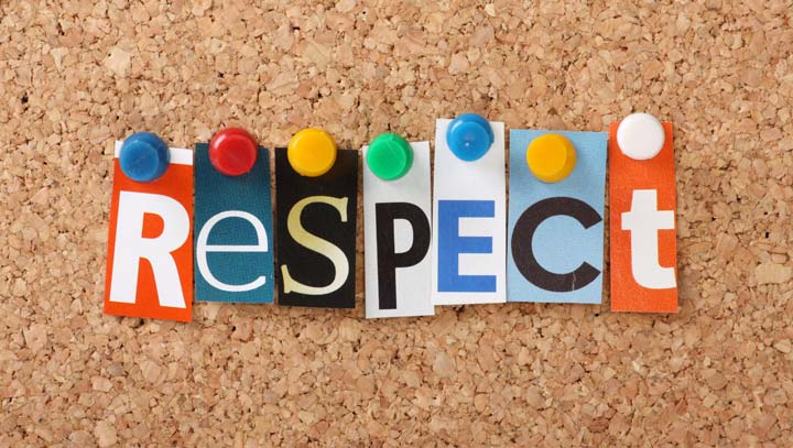 Our favorite quotes about respect