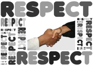 Examples of Showing Respect
